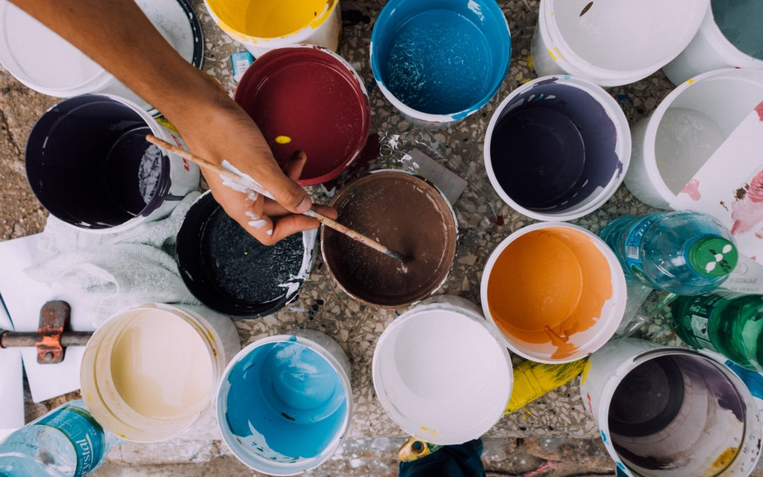 Choosing the Right Paint and Gloss